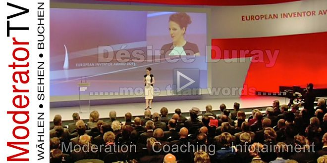 Désirée Duray Moderatorin Podiumsdiskussion :: Video-Länge 7:59 Minuten - Podiumsdiskussion.org