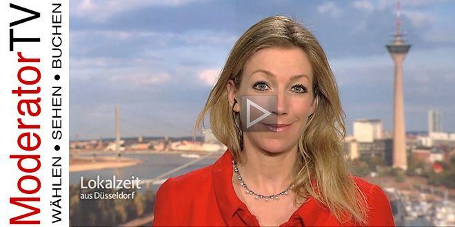 Showreel von Stefanie Rhein Moderatorenpool